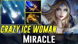 Miracle Crystal Maiden PRO Dota 2
