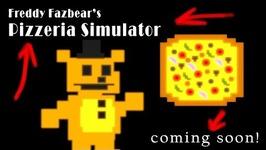 NEW OFFICIAL FNAF GAME-- Freddy Fazbear's Pizzeria Simulator