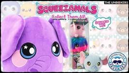 Squeezamals 8