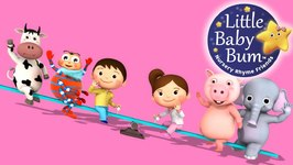 See Saw Margey Daw - Nursery Rhymes for Babies - Songs for Kids