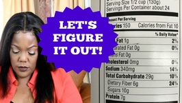 How To Read Nutrition Facts Labels - How To Read Food Labels