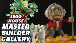 Lets Tour The Lego House Master Builder Gallery