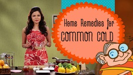 Common Cold - Simple Home Remedies For Common Cold - Running Nose - Blocked Nose and Cough - Sinus