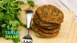Potato Bajra Pancake, Recipe In Hindi