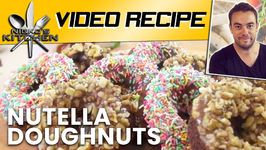 How To Make Nutella Doughnuts