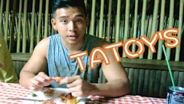 Tatoy's Manokan And Seafoods - Rule Of Yum Food Vlog