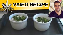 Diet Breakfast Ham And Egg Pots