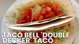 Taco Bell 'Double Decker' Taco