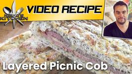 How To Make Layered Picnic Cob