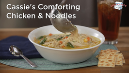 Cassie's Comforting Chicken And Noodles