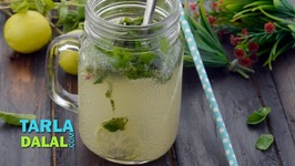 Mint And Ginger Lemon Drink
