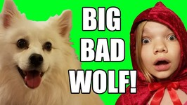 Little Red Riding Hood & the Big Bad Wolf! Ep1
