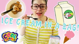 Ice Cream In A Bag - Summer Crafts With Crafty Carol - Crafts For Kids