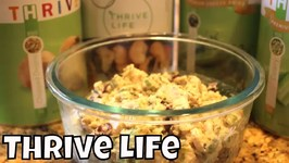 Easy Chicken Salad With Thrive Life Ingredients