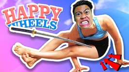 SWORD UP MY - Happy Wheels