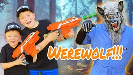 Halloween Town Werewolfe On The Loose Silly Fun Kids Halloween Skit