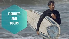From fishing nets to Decks - An ocean trash wipe-out