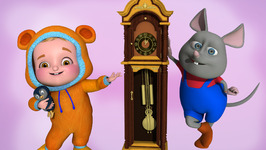 Hickory Dickory Dock  Children's Popular Nursery Rhymes