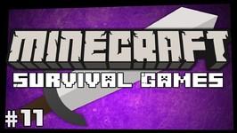Minecraft Hunger Games - Episode 11 - Chicken