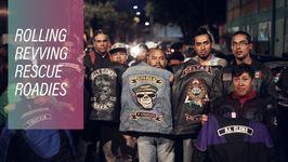 Heavens Angels- Mexicos Charitable Biker Gang