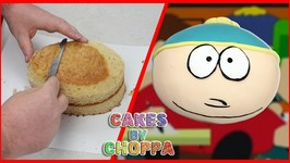 Eric Cartman Cake  South Park (How To)