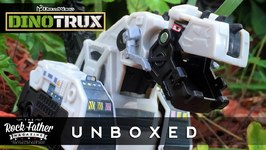 Unboxed: Special Netflix Dinotrux Adventure Edition