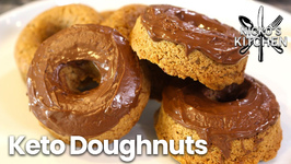 Keto Doughnuts - Low Carb Keto Dessert / So EASY