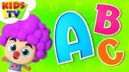 Fantasy Alphabets - Abc Song - The Supremes Cartoons - Learning Videos For Babies
