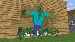 Baby Zombie Life: Season 1 - Minecraft Animation