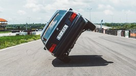 Stunt Car Driving in Romania
