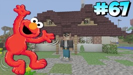 Minecraft Xbox Lets Play - Survival Madness Adventures - Tickle Me Elmo Challenge 67