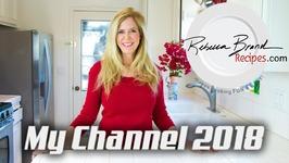 Rebecca Brand Lifestyle Youtube Channel 2018