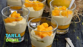 Quick Mango Mousse