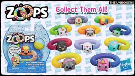 Zoops Wacky Zooming Animals by Hasbro