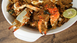 Crab Sukha Fry / Easy To Make Crab Dry Fry / Masala Trails