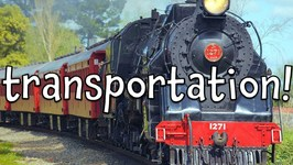 Transportation - Learn Different Types of Transportation