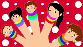 Finger Family - Nursery Rhyme For Kids And Childrens Song