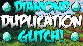 Minecraft Xbox One/PS4 - NEW Duplication Glitch Unlimited Diamonds 4