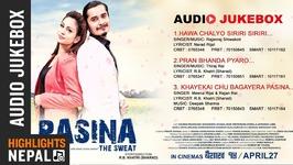 PASINA - New Nepali Movie Audio Jukebox 2018/2074 - Gaurav Pahadi - Anu Shah