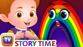 ChaCha and the Rainbow - Good Habits Bedtime Stories and Moral Stories for Kids