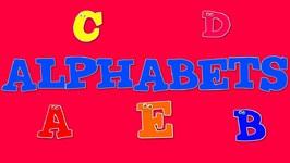 Alphabets - Learn your ABCs