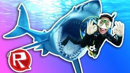 SHARK ATTACK - Roblox