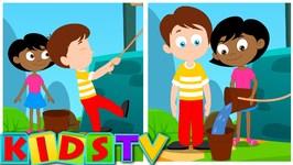 Jack And Jill - Nursery Rhyme For Kids And Childrens - Songs  Nursery Rhymes