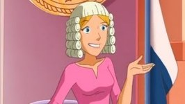 Totally Spies -Judge Clover - Overruled