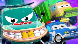 The Magic Box - Road Rangers - Cartoons For Children by Kids Channel