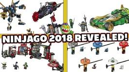 Lego Ninjago 2018 Images Revealed