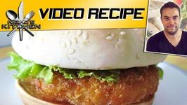 How To Make KFC Chicken Burger