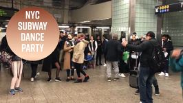 NYC Subway Erupts Into Cardi B Dance Party