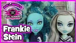 Monster High Series Skull Academy s3 ep9