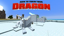 Minecraft - HOW TO TRAIN YOUR DRAGON - Dragon Boats! 27